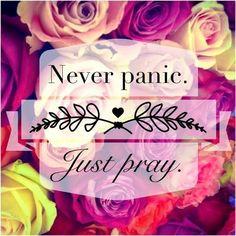 ❥ Praying always in the Spirit ~Ephesians 6:18