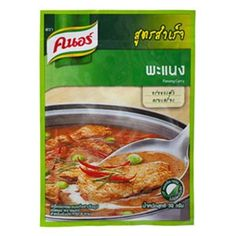 Knorr Complete Recipe Panang Curry Cooked Knorr Fixed Formula 30 G NEW Sealed Thai Food Thailand Food Product of Thailand *** Details can be found by clicking on the image.Note:It is affiliate link to Amazon.