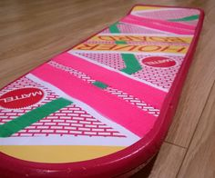 DIY a Marty McFly future board. NEED this guy. via Instructibles
