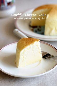 수플레 치즈케이크