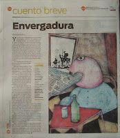 """Publica el periódico """"La Voz del Interior"""" Córdoba, Argentina Patricia Nasello microrrelatos: Publicaciones en Argentina"""