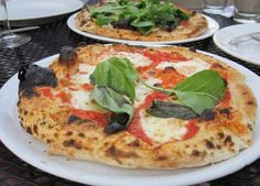 I love the authentic pizza from Cibo in Phoenix, AZ.