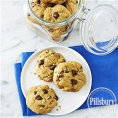 Gluten Free* Classic Chocolate Chip Cookies from Pillsbury® Baking