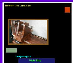 Homemade Wood Lathe Plans 171110 - The Best Image Search