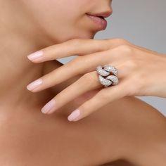 Gold Rings Jewelry, Jewelry Knots, Filigree Jewelry, Golden Jewelry, Body Jewelry, Diamond Jewelry, Fine Jewelry, Jewelry Trends, Jewelry Accessories
