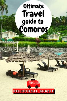 Comoros is the only African island that was discovered and inhabited by Africans. This beautiful island-nation is as gorgeous and untouched as it gets. In this ultimate travel guide to Comoros, you'll find all the information you need to travel to Comoros. Photos: comorosmayottetours