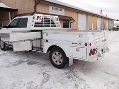 Custom All-Aluminum Trailers, Truck Bodies, Boxes For Sale Custom Truck Beds, Custom Trucks, Custom Boxes, Aluminum Truck Beds, Aluminum Trailer, Utility Truck Beds, Utility Trailer, Truck Canopy, Welding Beds