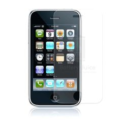 2x 5x 10x 20x High Quality Clear Screen Protector Film Guard For iPhone 3 3G 3GS