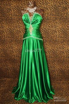Ball gown?