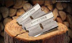 Creativas e innovadoras tarjetas de negocio para marcar la diferencia - Puro Marketing