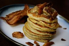 RECIPE: The Perfect Paleo Pancakes   Change of Pace