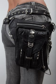Penny Rocker Hip and Holster Bag by JungleTribe on Etsy. Oh my!