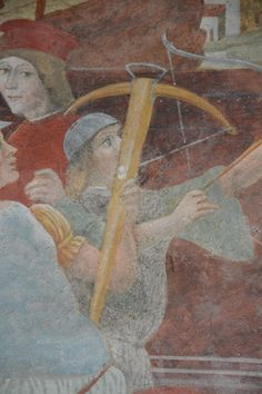 https://flic.kr/p/z4y58e | DSC_0315 | CAPPELLA DEI SANTI ROCCO, FABIANO E SEBASTIANO affrescata da Giovan Pietro da Cemmo nel 1504 c/o Pieve di S. Lorenzo Berzo Inferiore, Valcamonica (BS); foto ANDREA CARLONI - Rimini (2015)