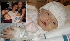 Mother credits cannabis with saving the life of baby sent home to die
