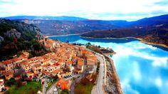 Les plus beaux villages de France vus depuis des drones