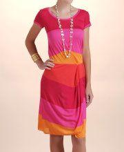 BCBG Colorblock Tee Dress LOVE IT!
