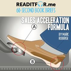 Today's Book Brief: The Sales Acceleration Formula. Want the version? Get a free www.me account. Personal Development Books, Thing 1 Thing 2, Accounting, Leadership, Singing, This Book, Marketing, Free, Beekeeping