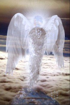 The Angelic Realm: Archangel Metatron. Angels Among Us, Angels And Demons, I Believe In Angels, Ange Demon, Angel Pictures, Bible Pictures, Angels In Heaven, Heavenly Angels, Guardian Angels