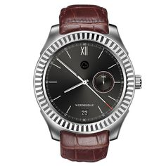 Aicarey DTNO.I D7 Smart Watch Android 4.4 SIM 500mAh GPS Watch WIFI 3G Bluetooth 4.0 Pulse Monitor Wearable Clock Devices Smartwatches. Display: 1.3 inch 240 x 240 pixels screen CPU: MTK6572 Dual Core 1.2GHz. System: Android 4.4 RAM+ROM: 1GB RAM + 8GB ROM. Bluetooth: 4.0 SIM type: single nano SIM. Functions: NFC, GPS, Heart Rate Measurement, Sleep Monitoring, IP65 Waterproof, Weather. GSM: 850/900/1800/1900MHz WCDMA: 850/2100MHz.