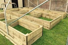 Quality raised beds for polytunnels and greenhouses in Ireland Polycarbonate Greenhouse, Pressure Treated Timber, Galvanized Pipe, Top Soil, Garden Accessories, Growing Flowers, Greenhouses, Raised Beds, In The Heights