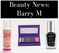 Add a splash of colour with Barry M! #groomedandglossy #barrym #nails #makeup #beauty http://www.groomedandglossy.com/beauty-news-add-a-splash-of-colour-with-barry-ms-aw13-collection/