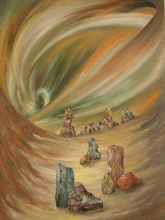 Artwork >> Dilek Degerli >> rocks