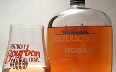 This Jefferson's Ocean 3 Bourbon took a trip around the world for 5 months. Bottle Shop, The Rock, Cigars, Bourbon, Kentucky, Rocks, Smoke, Bourbon Whiskey, Batu