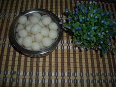 Neer urundai / Uppu urundai:     Idly Rice - 1 1/2 cup     Coconut - 1/2 cup     salt & water- as needed cardamom and jaggery to sprinkle on top