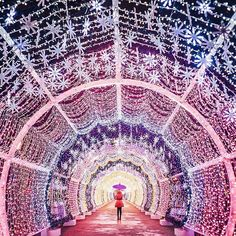 Russian photographer Kristina Makeeva captured these beautiful photos in Moscow City during Christmas. Kristina captures the city as if it were a winter Russia Winter, Visit Russia, Christmas Light Displays, Christmas Lights, Christmas Arch, Merry Christmas, Winter Christmas, Christmas Holidays, Russian Culture