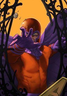 Magneto by Rodin Esquejo