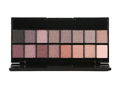 Amazon.com : Mynena Eyeshadow Palette Matte and Shimmer Smoky Eye with Blush and Powder : Beauty
