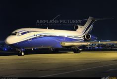 Private M-STAR aircraft at Paris - Le Bourget Great livery, awesome plane, nothing like a Boeing 727-200 Adv!!