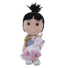 Despicable Me Agnes Unicorn Plush