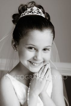 First Communion Portraits Photography | ... made me WORK to keep them from not cracking up in their portraits