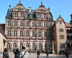 Heidelberg Is A City In South West Federal Republic Of Germany