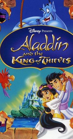 Aladyn i król złodziei Aladdin and the King of Thieves Princess Music, Princess Movies, Hd Movies, Disney Movies, Disney Pixar, Films, Cartoon Movies, Cartoon Art, Scott Weinger
