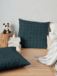 """Midnight blue lovers - Dark blue lovers -"" Floor Pillow by ASO108108 | Redbubble Floor Pillows, Throw Pillows, Dark Blue Background, Dark Blue Color, Blue Aesthetic, Pattern Wallpaper, Midnight Blue, Textures Patterns, Floor Chair"