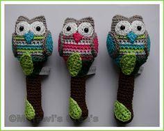 Owl Rattles/ Matawi's Crea's
