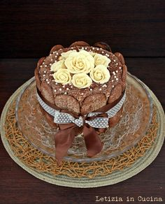 Tiramisù Sponge Cake - Torta Tiramisù