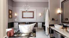 L'importanza di una giusta #illuminazione in bagno