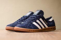"adidas Originals Hamburg ""Navy"" (Detailed Pictures)"