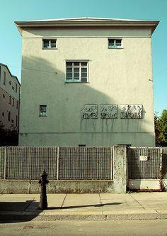 Haus Rufer, Vienna  Adolf Loos, 1922