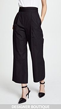 New Alexander Wang Deconstructed Crop Pants online. Enjoy the absolute best in Vivetta Clothing from top store. Sku ulvg22452xnts37773