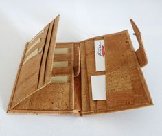 Promotional #Offer! Multifunctional Cork and Leather Wallet for Women - FREE SHIPPING WORLWIDE - Vegan Eco-Friendly Christmas Gift Idea is available at $107.00 https://www.etsy.com/listing/232898935/multifunctional-cork-and-leather-wallet?utm_source=socialpilotco&utm_medium=api&utm_campaign=api  #accessories #wallet
