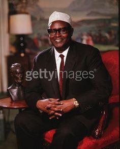 Muhammad Haji Ibrahim Egal(1968) as prime minister of Somalia