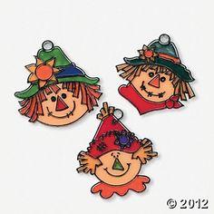Scarecrow Sun Catchers