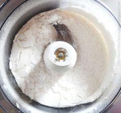 harina de arroz casera                                                                                                                                                                                 Más Clean Recipes, Paleo Recipes, Polenta, Cake Shop, Vegan Snacks, Diy Food, Vegan Gluten Free, Food To Make, Food And Drink