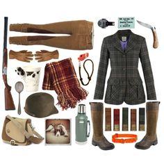 """The South Dakota Pheasant Hunt"" by jacknthebeansdog on Polyvore"