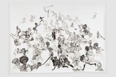 Kara Walker's Ghosts of Future Evil | The New Yorker
