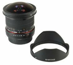Samyang - Oeil-de-poisson - 8 mm: Amazon.fr: Photo & Caméscopes http://youtu.be/uCNadOnX140